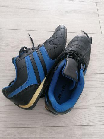 Buty 2 pary nowe adidasy sportowe 37 38  chłopięce 24 cm