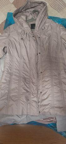 Весенняя куртка 50 размер