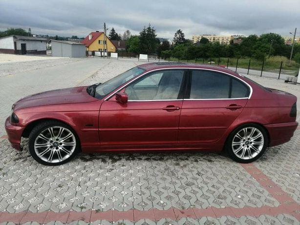 BMW e46 3.0XD, 184KM, 4x4