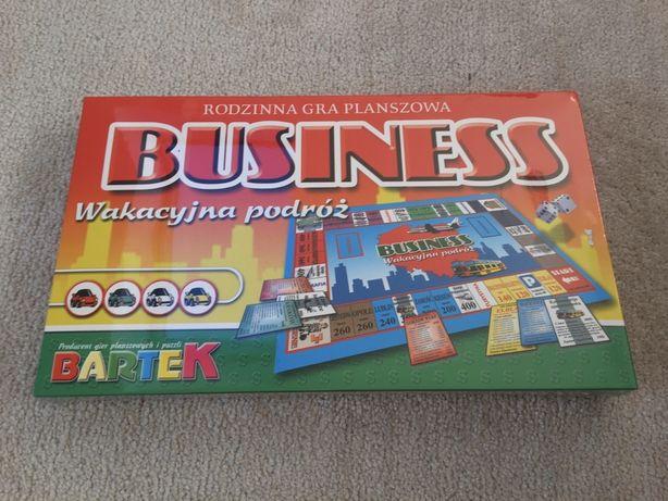 Business gra planszowa