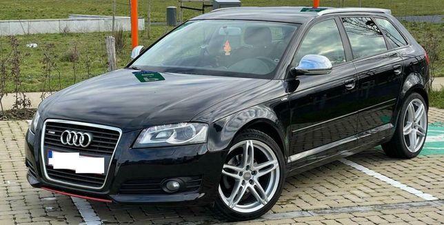 Audi A3 Sportback 2.0 TDi версія S-line 136 коней