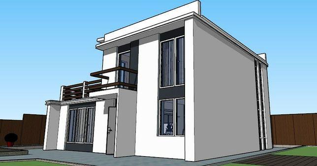 Дизайн интерьера, проекты домов