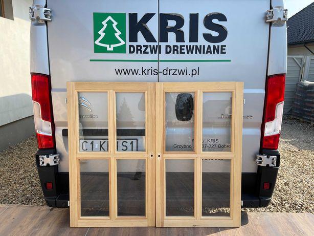 Okno drewniane ze szprosami 140x120 Dostawa cała Polska OD RĘKI