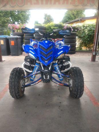 Yamaha Raptor r700 Quad Zarejestrowany