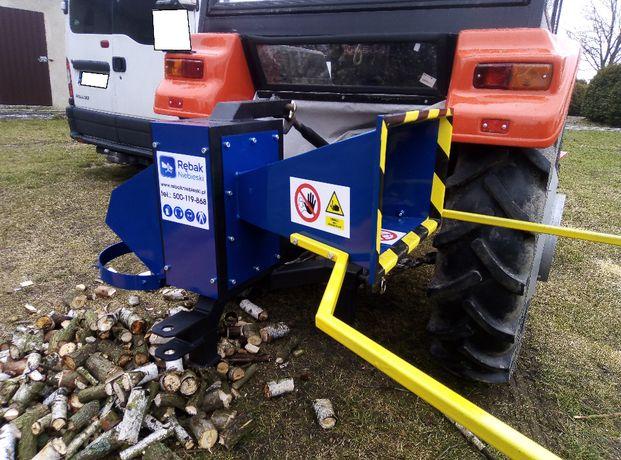 Rozdrabniacz REBAK niebieski do 9cm-do traktora c330 fergusson 255 itp