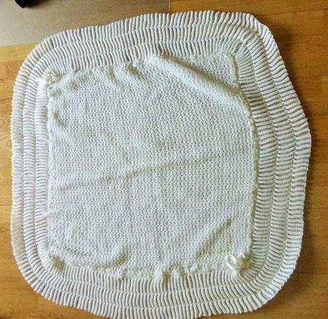 2 Mantas, vestido, camisola e pantufas - lã- para bebé 0 meses