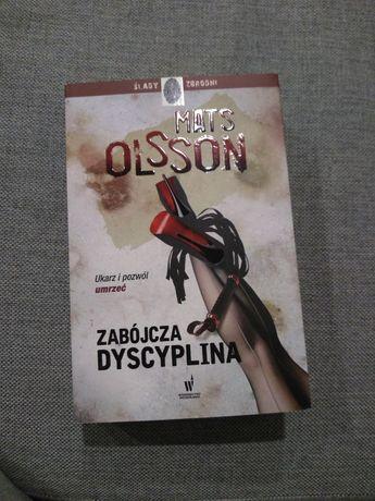 "Książka ""Zabójcza dyscyplina"" Matt Olsson"