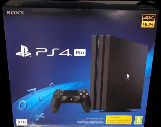 Konsola PS4 Pro ! 1Tb ! Jak Nowa