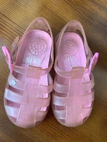 Резиновые сандали, шлепки, сабо 25 размер