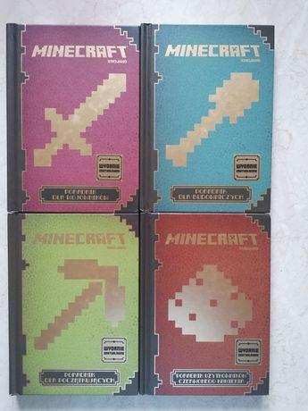 Poradnik Minecraft, szt. 4, wydanie Egmont