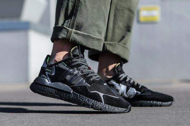 Adidas Nite Jogger x 3M 40-45р кроссовки мужские найк сетка оригинал