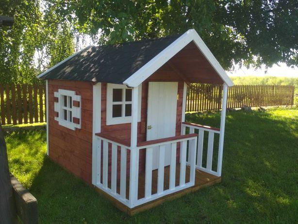 Domki, domek drewniany dla dzieci, ogrodowe domki