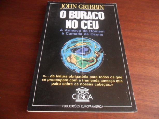 """O Buraco no Céu"" de John Gribbin"