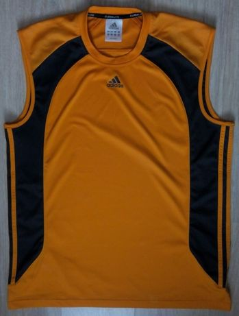 Мужская спортивная майка Adidas Climalite (Made in Indonesia) разм XL