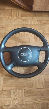 Kierownica Audi, skóra, a3 8l , a4 b5 b6 ,a6 c5 ,a8