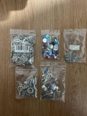 / pendentes // materiais para fazer bijuteria