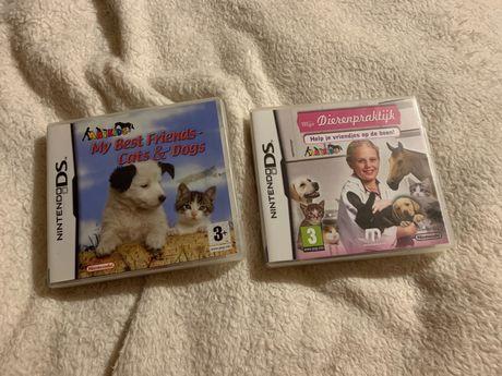 Gry nintendo DS w zestawie