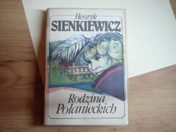 Sienkiewicz H. ,, Rodzina Połanieckich''