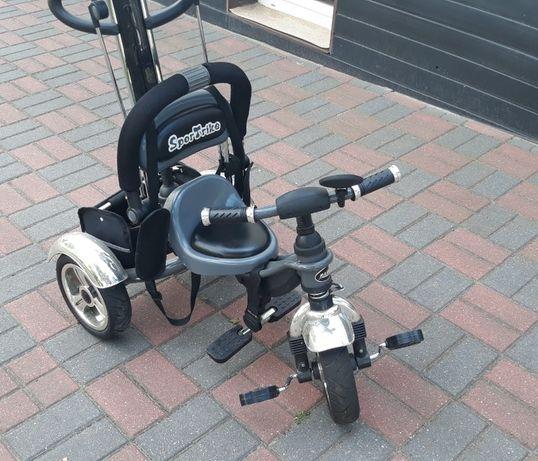rowerek trójkołowy SPORT TRIKE KR 03