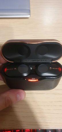 Słuchawki Sony WF-1000XM3 Czarne ANC