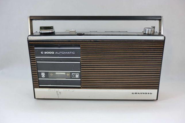 GRUNDIG radiomagnetofon
