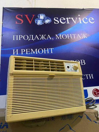 Продам оконный кондиционер бу 1200 грн