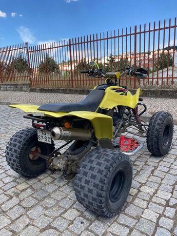 Honda TRX 400ex moto4