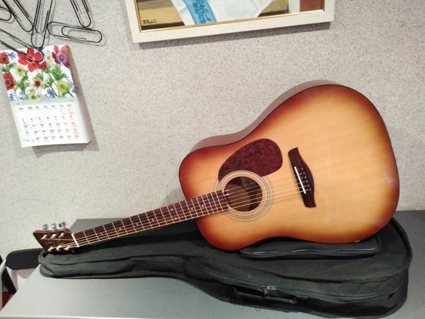 Piękna gitara akustyczna Brunswick BD200SB Świetne brzmienie !!