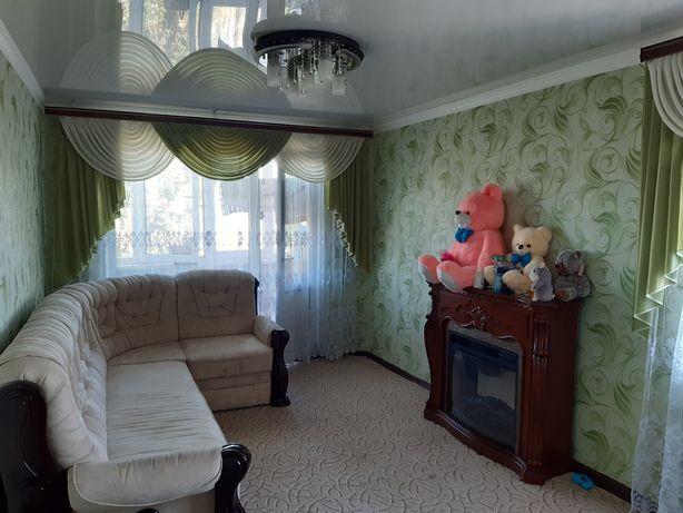 Квартира  с  ремонтом мебелью