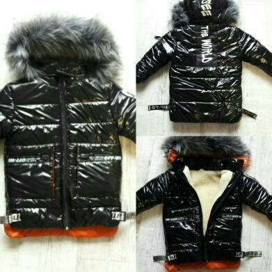 Дитяча Куртка—Пальто Хмельницкий - изображение 1