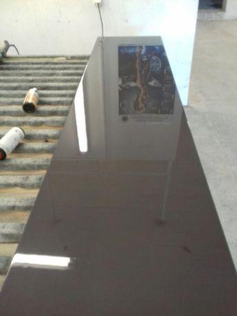 Fronty meblowe lakiernia lakierowanie frontów MDF CNC IKEA PAX listwy