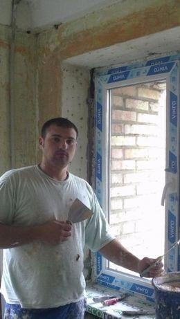 Откос за 1 день, арки.Обшивка балконов.Малярные работы,ремонт квартир