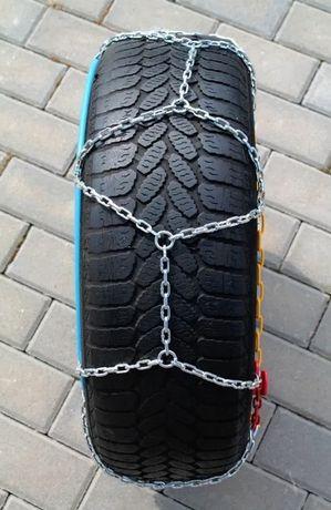 Łańcuchy na koła - śniegowe R14/R15/R16/R17 KN70
