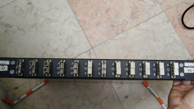 Patch Panel Fibra