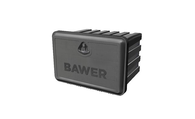 Skrzynka narzędziowa BAWER 500x300 na pasy LAWETA BUS FIAT IVECO