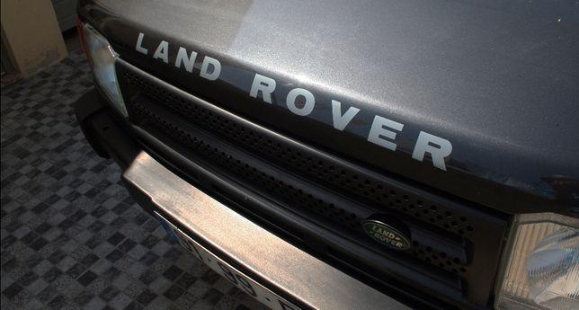 Autocolante Land Rover/camel/discovery