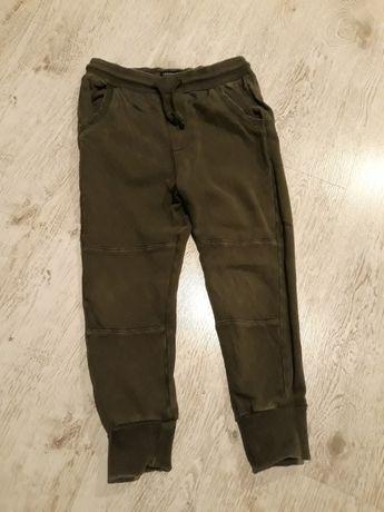 spodnie jogersy dresowe h&m roz.110