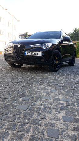 Alfa Romeo Stelvio 2.0 2018  280к.с