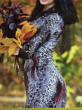 Нарядное  тонкое платье