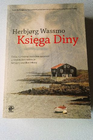 Księga Diny - Herbjorg Wassmo | Literatura Norweska Tom I | Nowa!