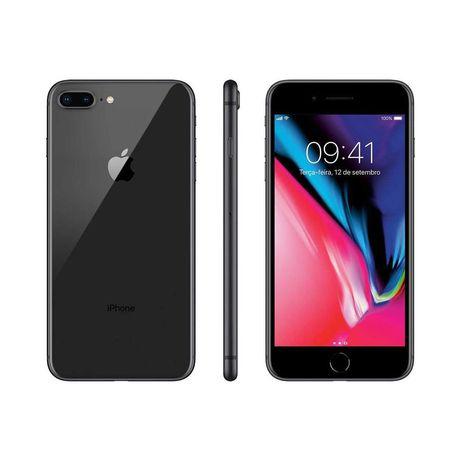 Apple iPhone 8 Plus 256GB Space Grey | Bateria 100%
