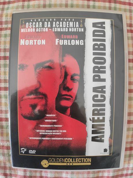 """DVD """"América Proibida"""""""