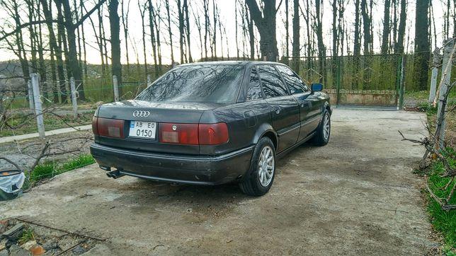 Ауди 80 Б4 for USA quattro V6 2.8