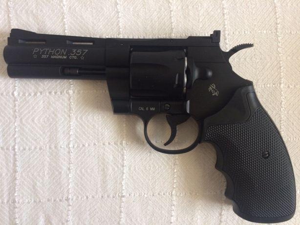 Revólver airsoft Colt 357 TRI SHOT FULL Metal