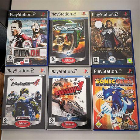 Jogos Playstation 2