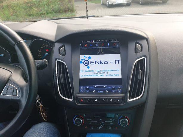 Radio TESLA 2din android, 2GB RAM, Focus 3 Nawi, Bluetooth, gwarancja