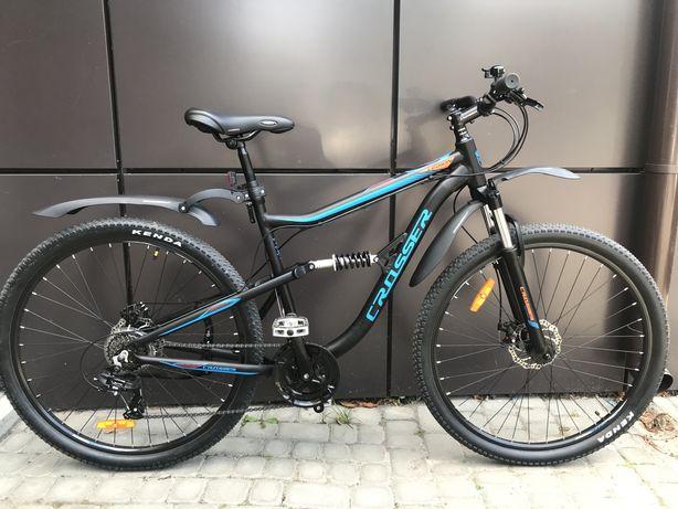 Велосипед Горний Алюмінієвий Crosser 29