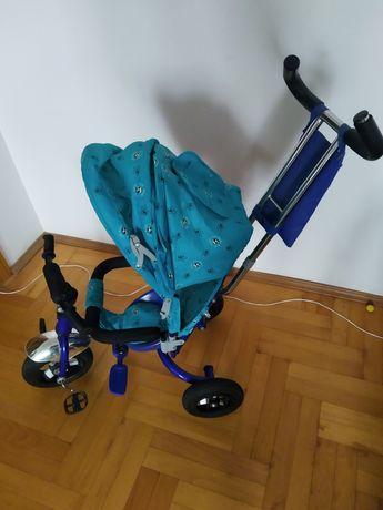 Візок-велосипед, триколісний велосипед, велосипед д