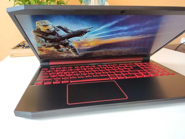 Laptop do gier ACER NITRO 5 Mocna Grafika 6GB ded. SSD 500GB, RAM 16GB