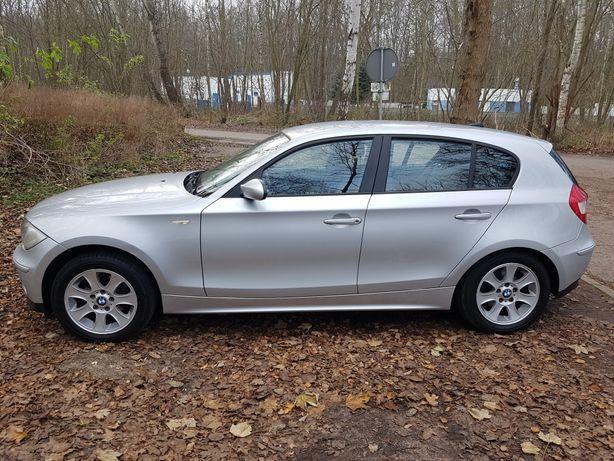 BMW 1 116i 94 tyś. przebiegu